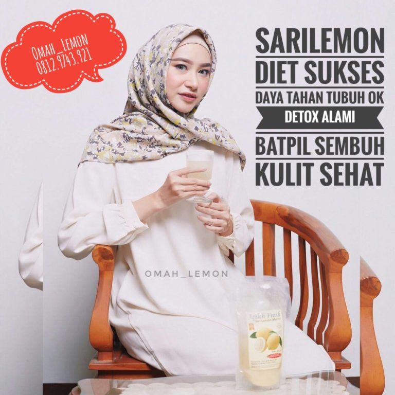 Diet Sari Lemon