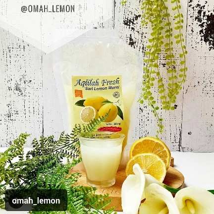 Sari Lemon aqiilah Fresh