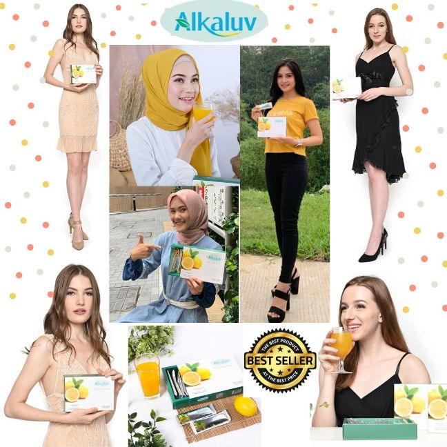 alkaluv slim & diet drink